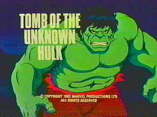 Tomb of the Unknown Hulk